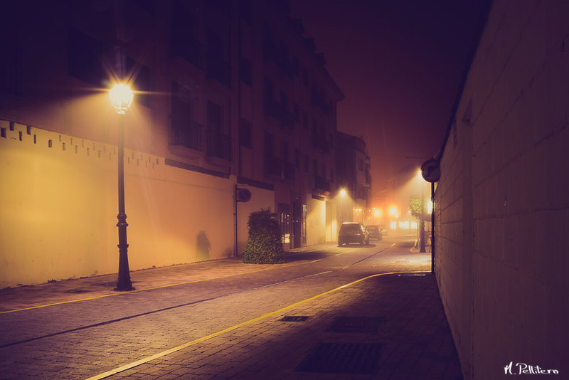Santa Maria del Páramo: Noche de Niebla - Andres de Paz I