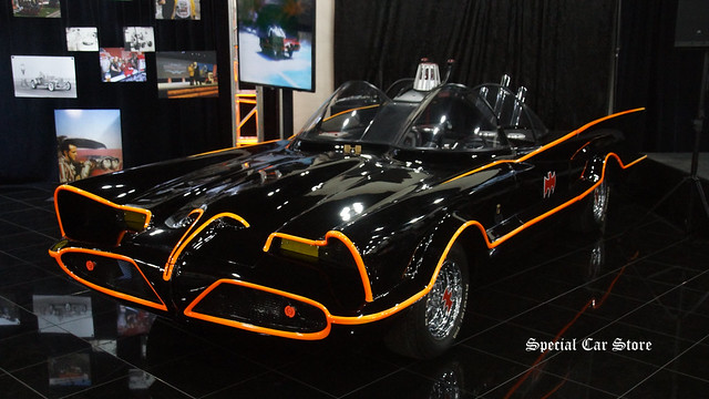 Galpin Auto Sports hosts evening celebration of the George Barris Legacy