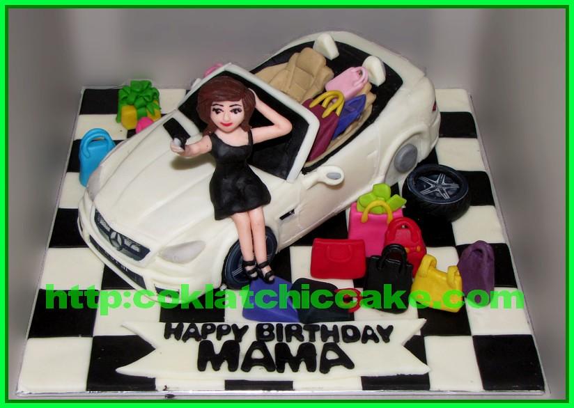 Cake Mercedes SLK