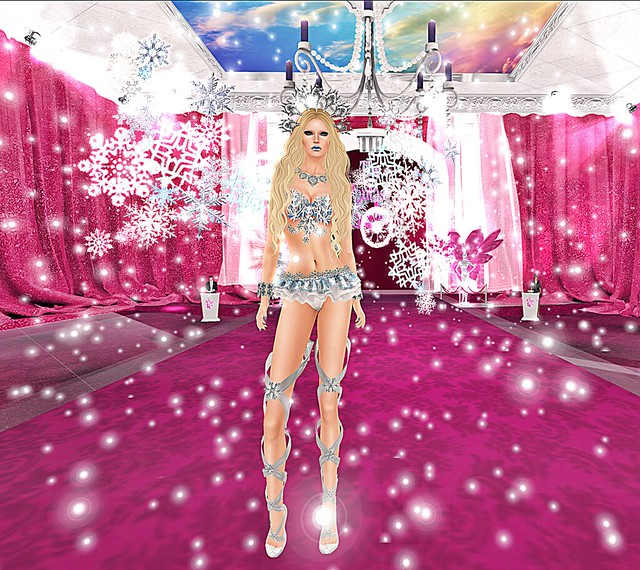Fantasy Angels Live Auditions 2015 - Second Life