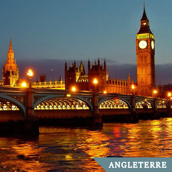 Bukelist 2016 Angleterre