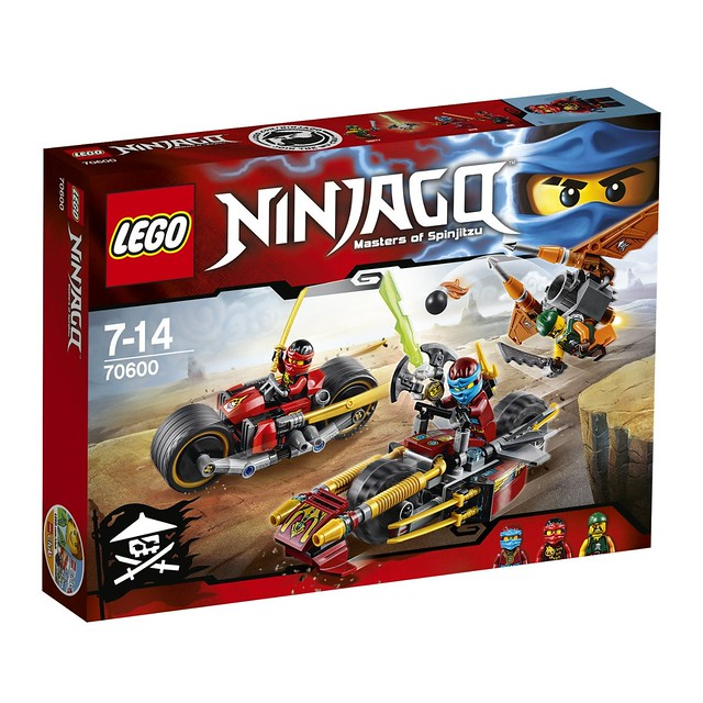 LEGO Ninjago 2016 sets unveiled [News] | The Brothers Brick | The ...