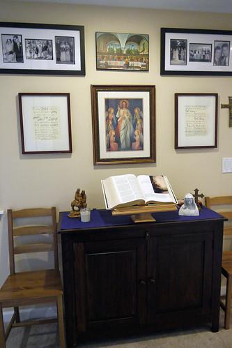 Family Altar Dec 15