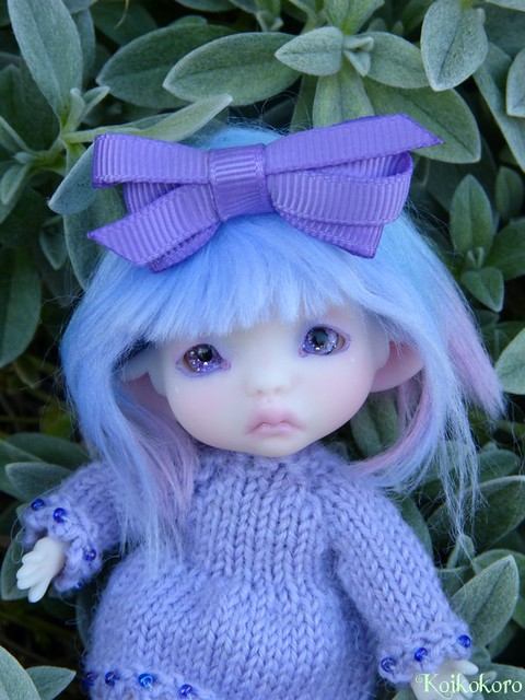 Les 3 Dames ~ Création yeux BJD+eyechips : New :6mm 23711379511_cd3878f796_z