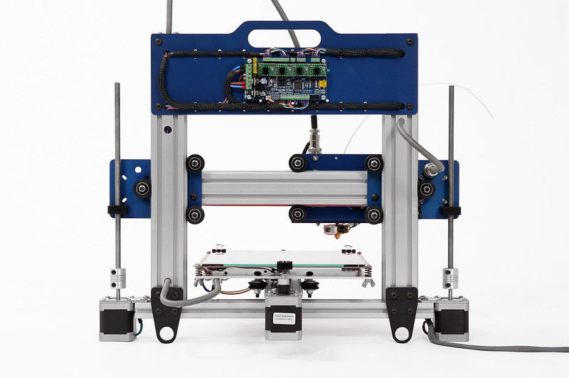 Hadron ORD 3D Printer Back