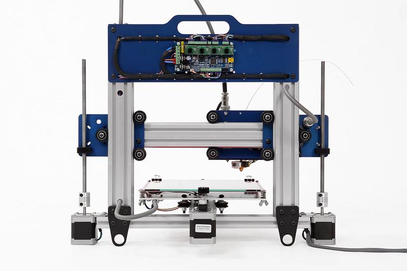 Hadron ORD 3D Printer Back
