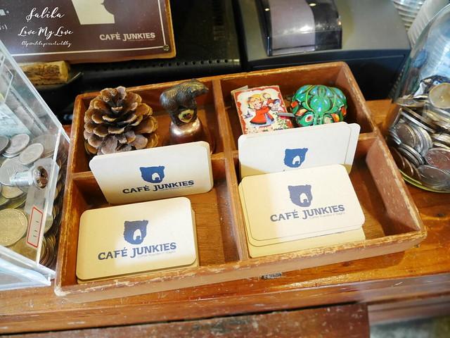 台北小巨蛋站附近咖啡館餐廳小破爛咖啡CAFE JUNKIES (4)