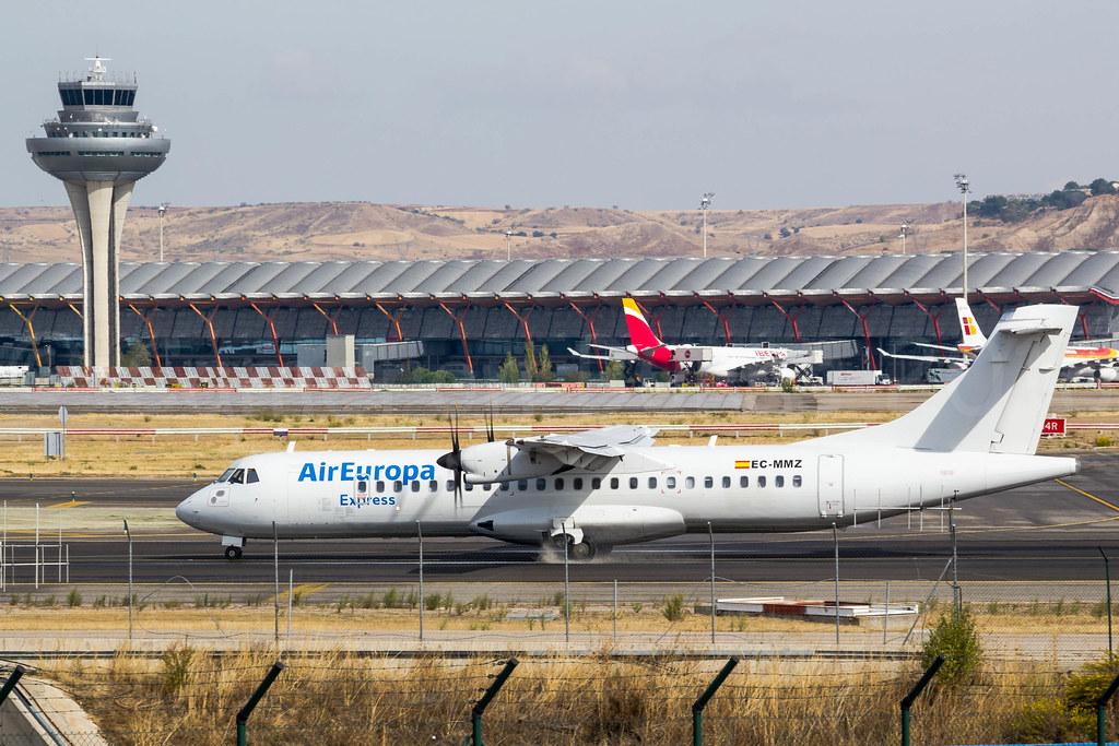 EC-MMZ - AT75 - Air Europa