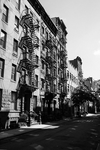 "Image titled ""Fire Escapes #13, NYC."""