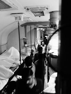 Train de nuit pour Varanasi