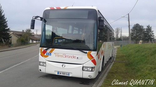 IRISBUS IVECO Récréo II - 4282 - Citram Aquitaine