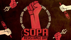 SOPA Resistance Day!
