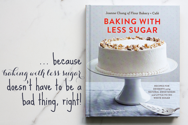 Baking with less sugar | Janice Lawandi @ kitchen heals soul