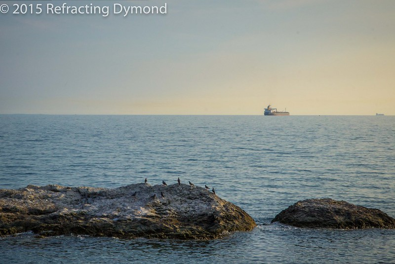 Evening on the Gulf of Trieste
