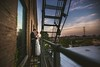 Chicago City View Loft Wedding Photos