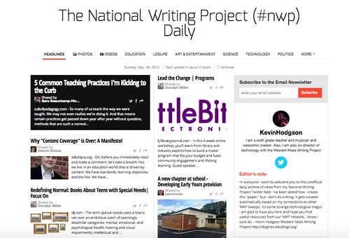 NWP Daily News