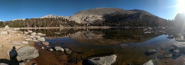Muir Lake Panorama