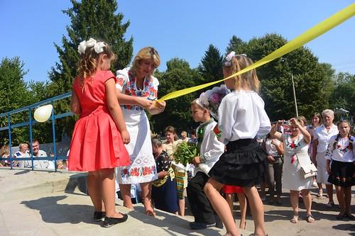 У Новосілках— подвійне свято