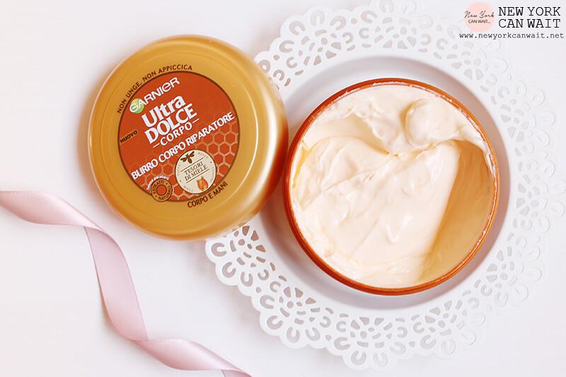 Garnier Ultra Dolce: Burro Corpo Riparatore Tesori di Miele e le virtù del Miele nelle ricette di bellezza fai da te