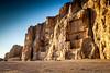 Tombs of Naqsh-e Rostam by bradleyskaggs