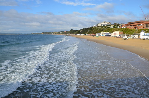 Bournemouth Beach Sept 15 1