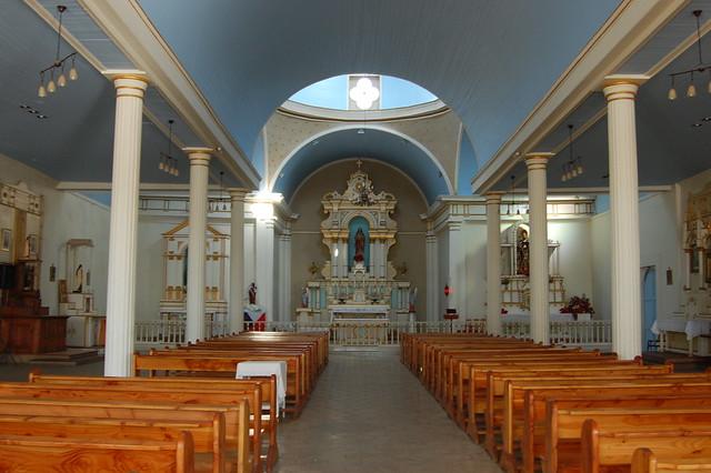 Catedral en Pica, Tarapacá, Chile