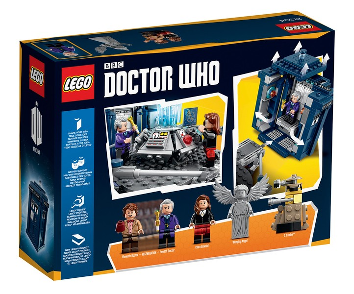 [LEGO] Licence Doctor Who 21356057333_6d0a2ed464_b