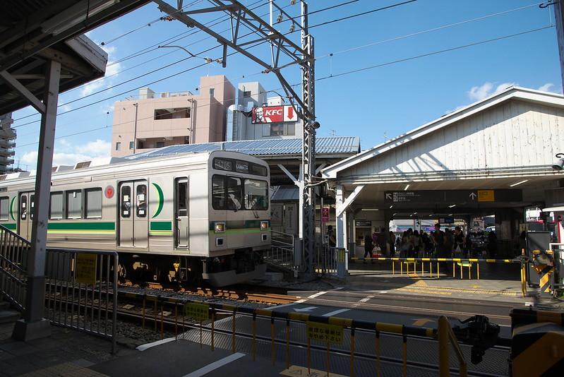 Tokyo Train Story 東急池上線 2015年9月20日