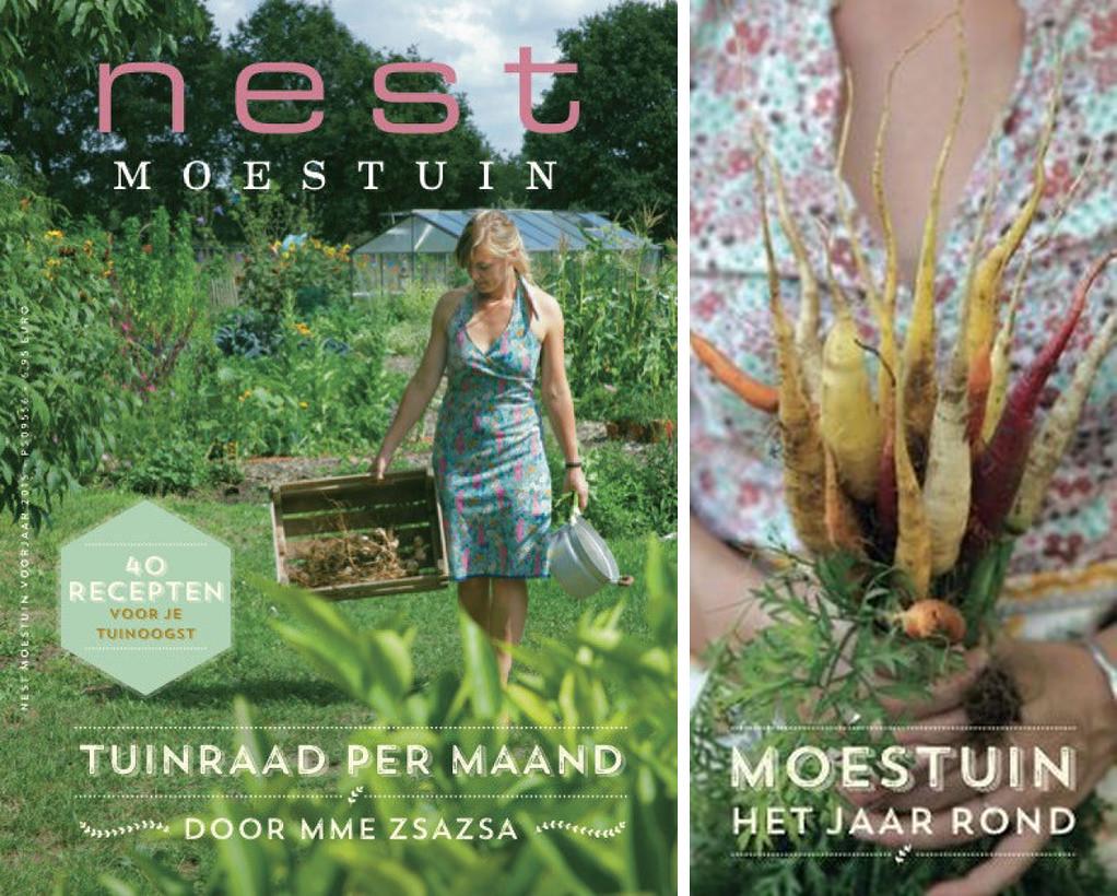 Nest Moestuin