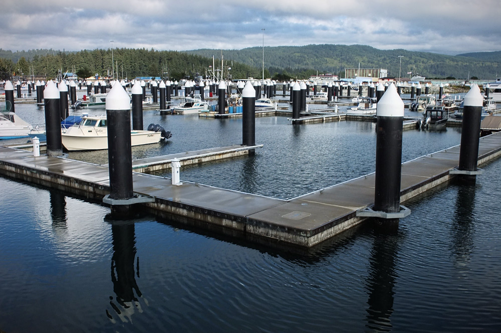 Crescent City Marina