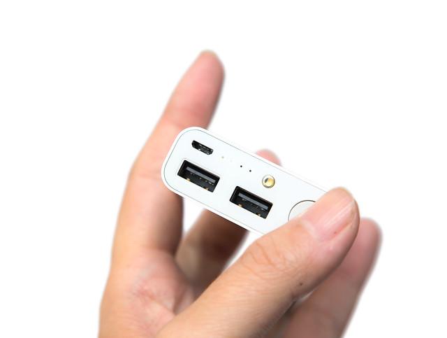 加上快充!ASUS ZenPower Pro 掌中王旗艦版 (10050mAh 大容量, QC 2.0 快速充電) @3C 達人廖阿輝
