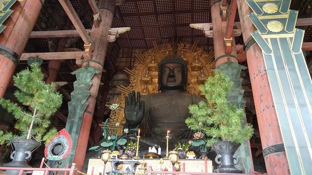 Bronze Budda, Tōdai-ji
