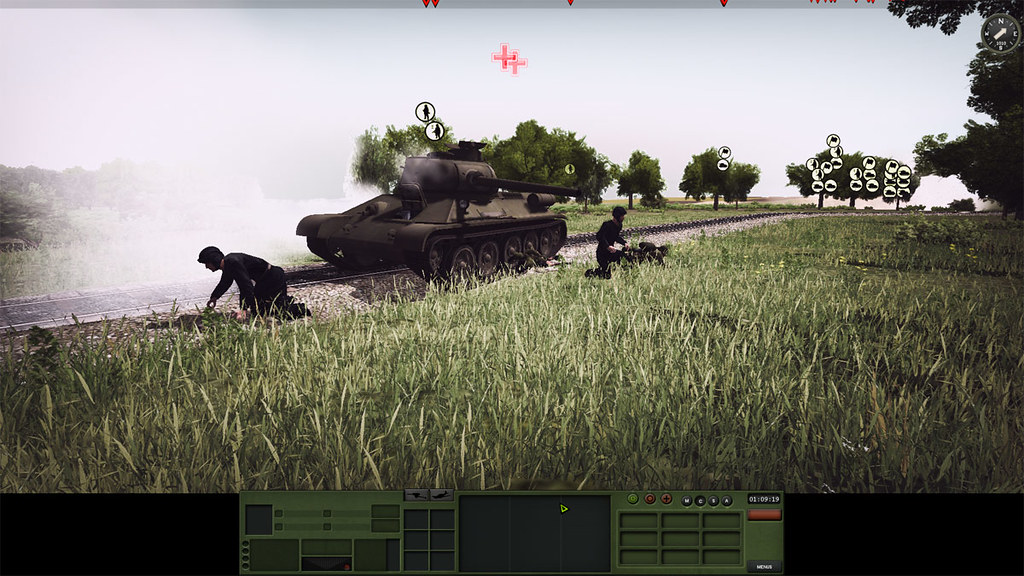 7_Combat_Mission_Red_Thunder_War_Movie_ADVANCED_mode