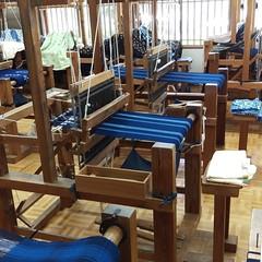 機織り機械