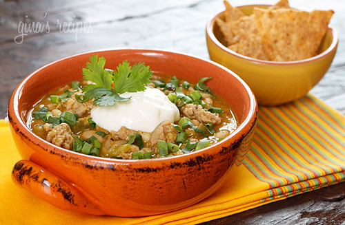 Crockpot-Turkey-White-Bean-Pumpkin-Chili