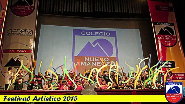 Festival Artístico 2015