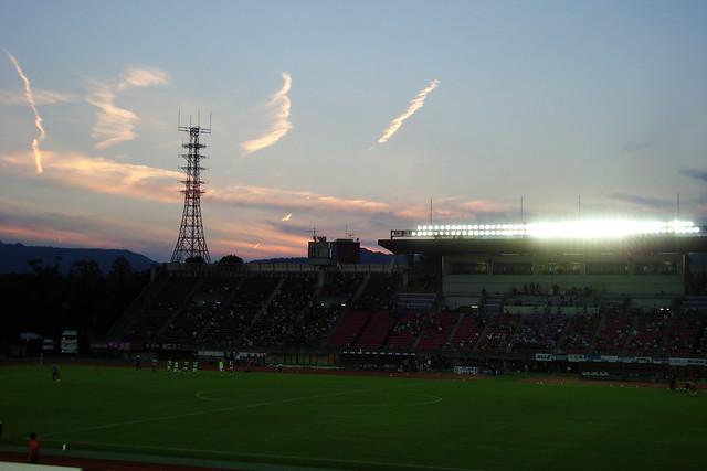 2015/09 J2第33節 京都vs岡山 #09