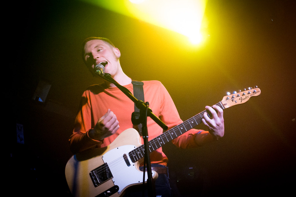 Kagoule at the Garage