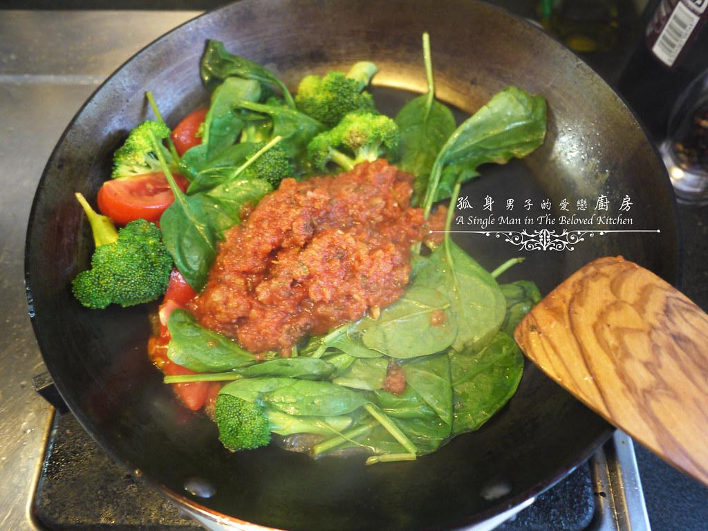 孤身廚房-義大利茄汁紅醬罐頭--自己的紅醬罐頭自己做。不求人37