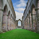 Fountains Abbey 2015-10-26