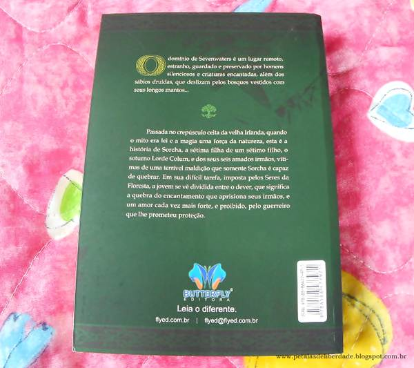 Resenha, livro, Filha da Floresta, Juliet Marillier, quote, trechos, opinião, sinopse, capa