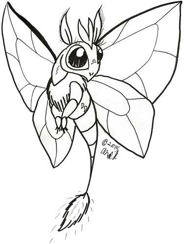 10.19.15 - Moth Fairy