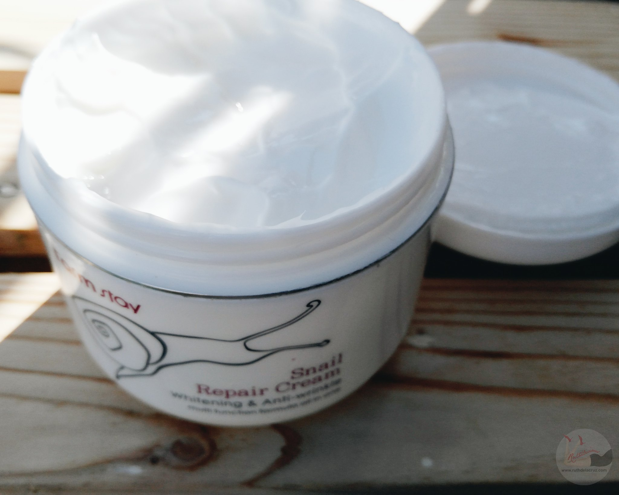 farmstay snail cream review