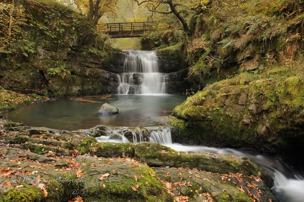 Sychryd Falls