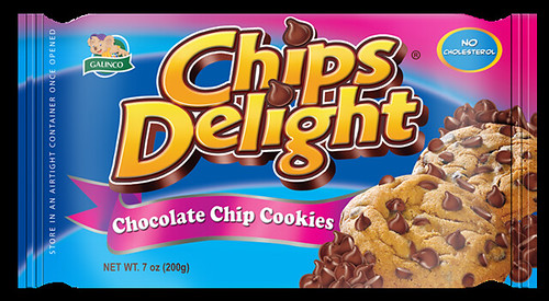 1a) Chocolate Chip Cookies