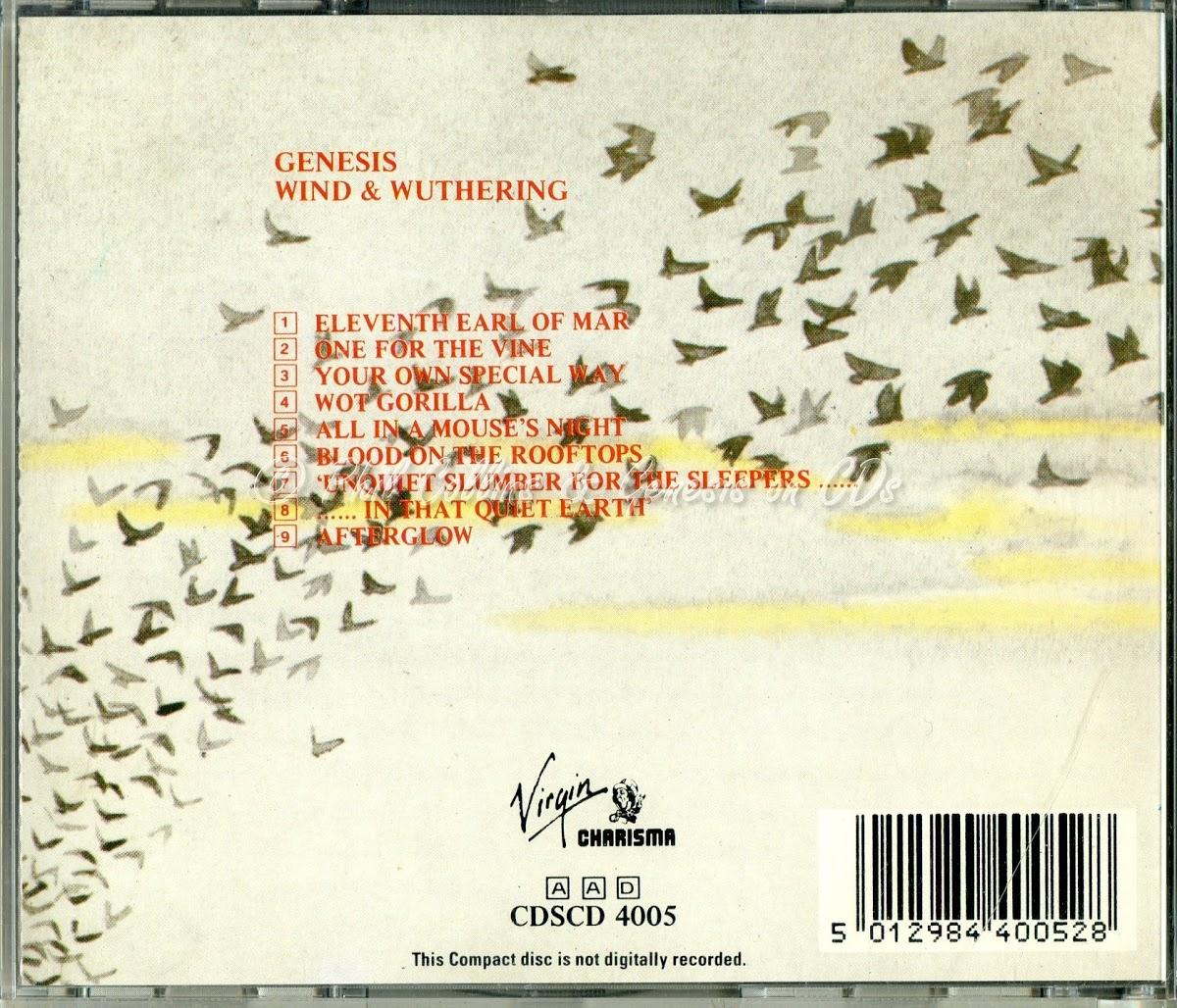 Virgin barcode