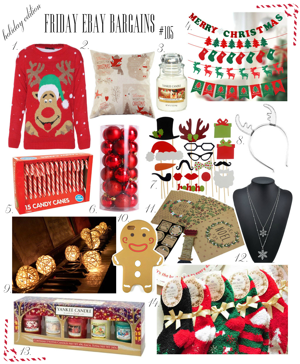 Christmas Ebay bargains 2015