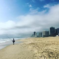 Humid #goldcoast #beachlife #beachwalk #goldcoast
