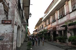 Vigan - Calle Crisologo Gen Luna