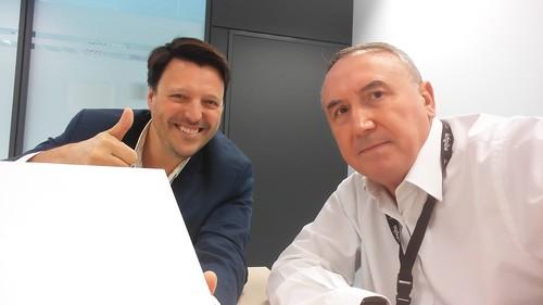 Reunión con Manuel de Morales YPD www.ypdgroup.com